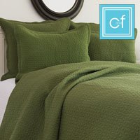 Solid Color Quilts & Bedding from C&F