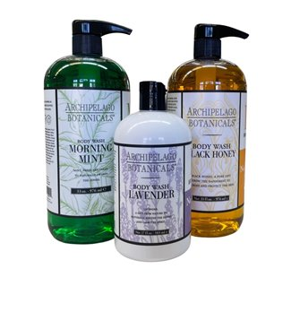 Body Washes & Bath Gels