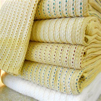 Cotton Woven Blankets