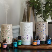 Essential Oil Diffusers by Airomé