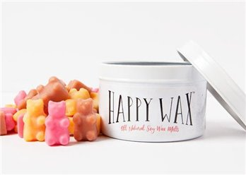 Happy Wax All Natural Soy Wax Melts