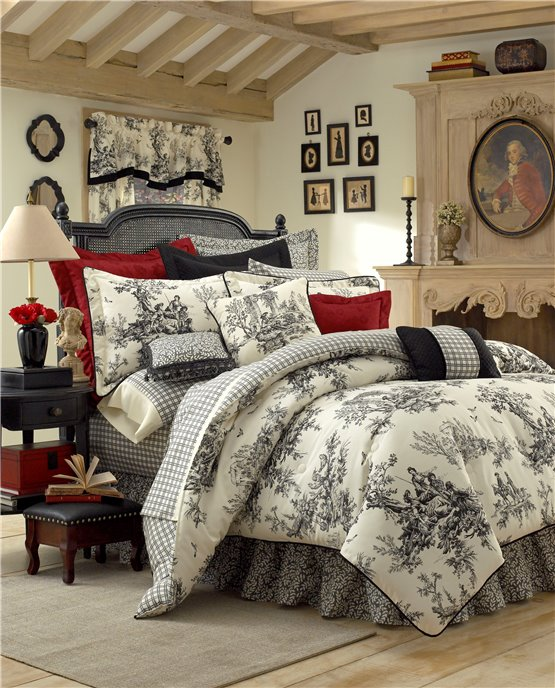 Thomasville Bouvier Bedding