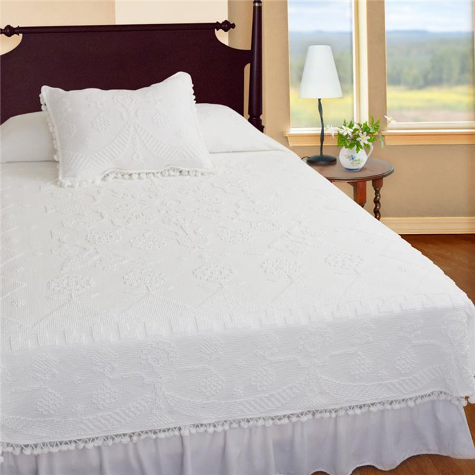 Washington Coverlet