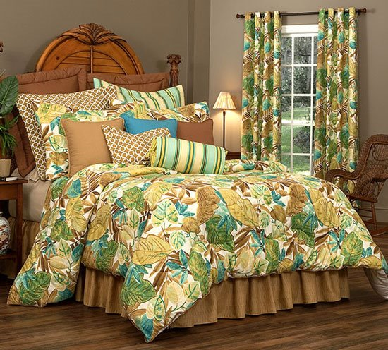 Brunswick Quilt Bedding By Thomasville Home Fashions