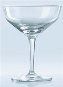 Schott Zwiesel Basic Bar Martini Contemporary Glass by Charles Schumann