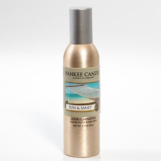 Yankee Candle Sun & Sand Concentrate Room Spray