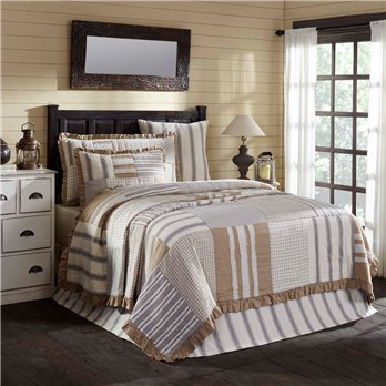 Grace Luxury King Quilt 105x120