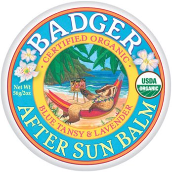 Badger After Sun Balm (2 oz tin) formerly Bali Balm