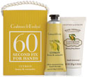 Crabtree & Evelyn Citron Mini 60 Second Fix for Hands