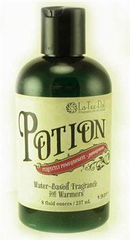 La Tee Da Warmer Potion Fragrance Perfectly Pomegranate