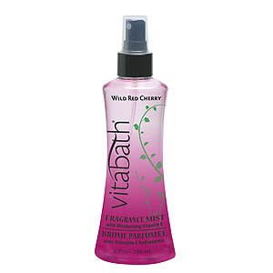 Vitabath Fruit Fanatic Wild Cherry Fragrance Mist (8 fl oz)