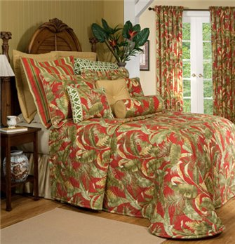 Captiva Queen Thomasville Bedspread