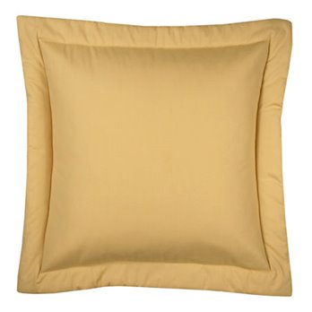 Captiva Solid Gold Euro Sham