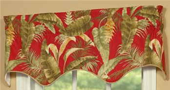 Captiva Empress Filler Valance