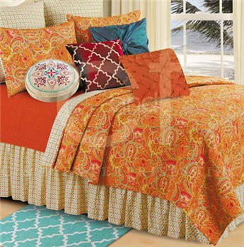 Veda Twin Quilt