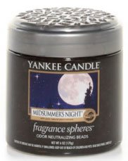 Yankee Candle MidSummers Night Fragrance Spheres Odor Neutralizing Beads