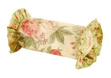 Garden Dream Neckroll Pillow
