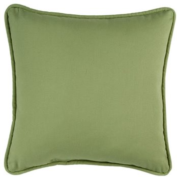 Cozumel Pear Square Pillow