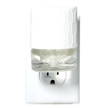 Yankee Candle White Squares Scent-Plug Electric Home Fragrance Unit