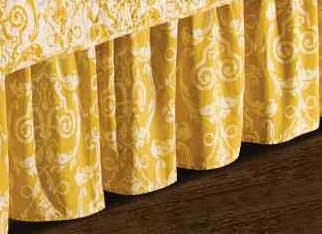 Florence Twin Bedskirt