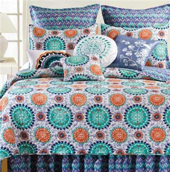 Zarina Full Queen Quilt
