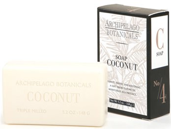 Archipelago Coconut Soap