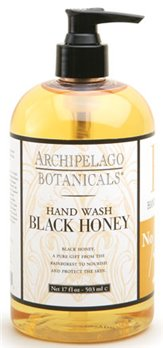 Archipelago Black Honey Hand Wash