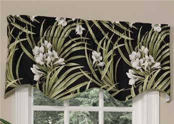 Jamaican Sunset Gigi Filler Valance