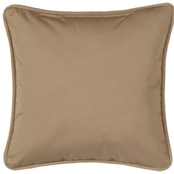 Martinique Wheat Square Pillow
