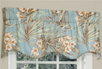 Martinique Gigi Filler Valance