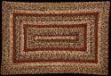 Apple Cider Rectangular 4' x 6' Rug