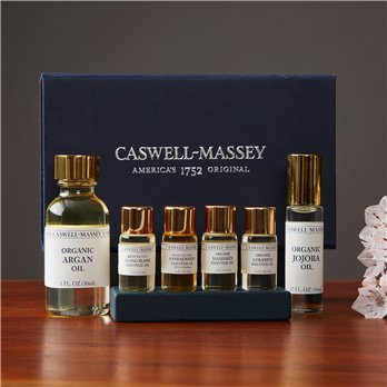 Caswell-Massey Deep Florals Essential Oils Set