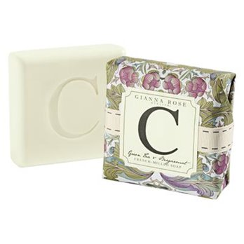 Gianna Rose Letter C Monogram Bar Soap