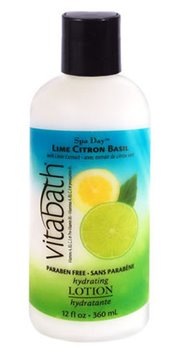 Vitabath Spa Day Lime Citron Basil Body Lotion (12 fl oz)