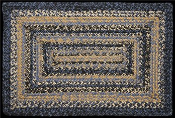 River Shale Rectangular 4' x 6' Rug