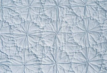 Blue Mara Twin Quilt