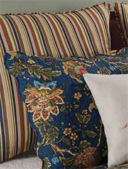 Hartford Stripes Euro Sham