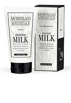 Archipelago Milk Collection Milk Shaving Cream