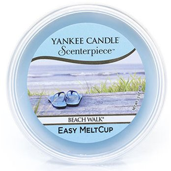 Yankee Candle Beach Walk Scenterpiece Easy MeltCup