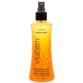 Vitabath Fruit Fanatic Pineapple Sunset Fragrance Mist (8 fl oz)