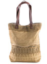 Mona B Lacy Canvas Tote