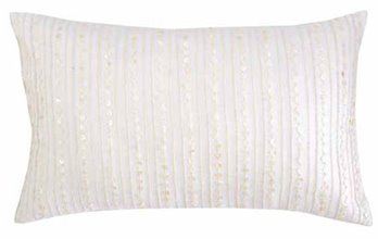 Jesamine Beaded Pillow