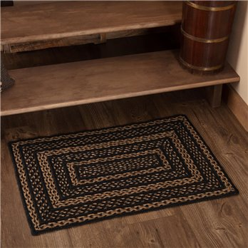 Farmhouse Jute Rug Rectangular 20x30