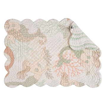 Mystic Echoes Rectangular Quilted Placemat