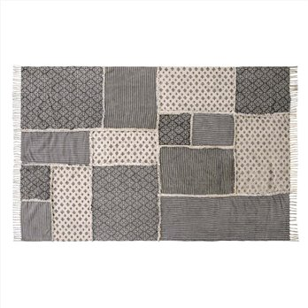 Elysee Patchwork Rug Rect 72x108