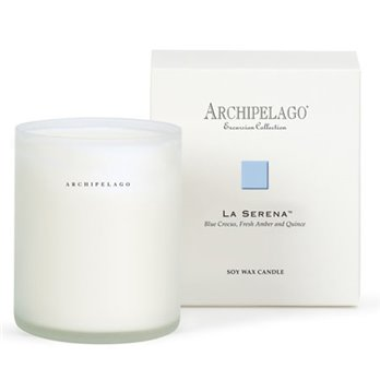 Archipelago Excursion La Serena Soy Boxed Candle