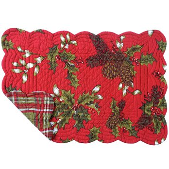 Kellyn Rectangular Quilted Placemat