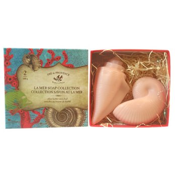 Pre de Provence Butterfly Gift Box of 3 Soaps