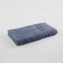 Under The Canopy Unity Certified Organic Cotton Blue Hand Towel