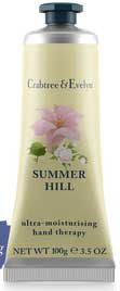 Crabtree & Evelyn Summer Hill Hand Therapy  (3.5 oz., 100g)